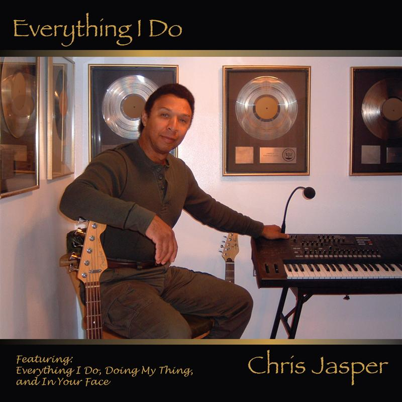 chris jasper - everything i do - cover
