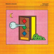 Kraak & Smaak featuring Izo Fitzroy - Twilight album cover