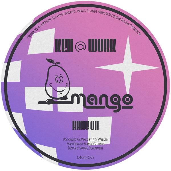 Album cover Ken@Work - Hang on