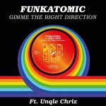 Funkatomic featuring Uncle Chriz promo vinyl cover image